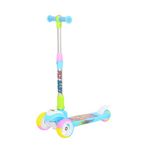 Frozen 3 Wheel Scooter FB-S109