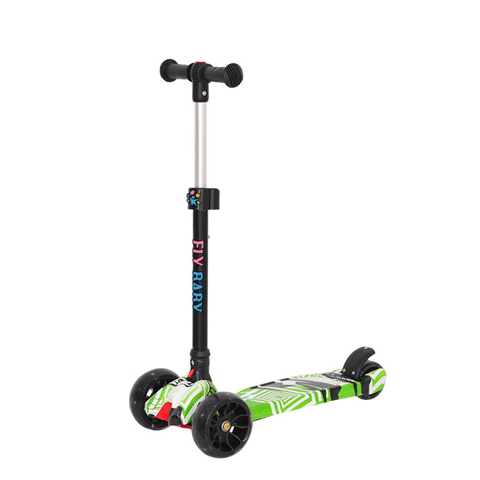 Kids Light Up Scooter FB-108D