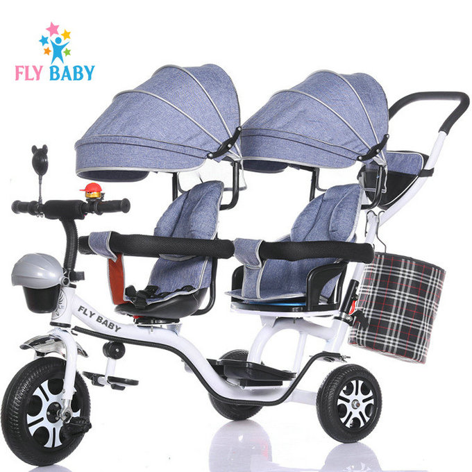 Two Kids Tricycle FB-TW002