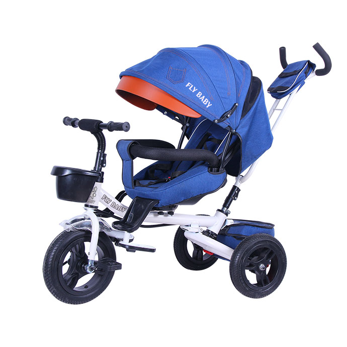 5-In-1 Baby Tricycle