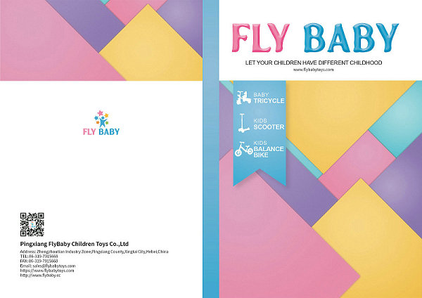 2019 FlyBaby Toys Catalogue